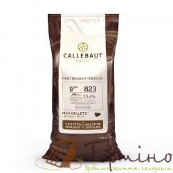 Молочный шоколад Callebaut 33,6%, 10 кг