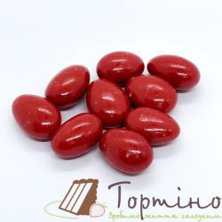 Миндаль в шоколаде красный, 50 г