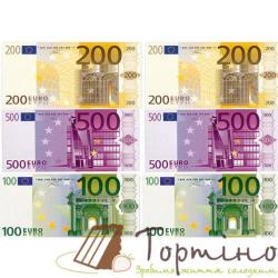 Вафельная пластина Евро Ассорти