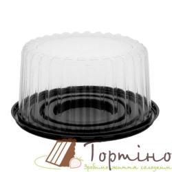 Пластиковая коробка для торта диаметром 17 см