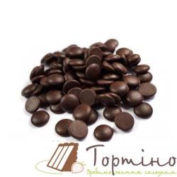 Натуральний чорний шоколад, TM Callebaut, 100 г