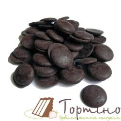 Натуральний чорний шоколад (диски) Аріба 72%
