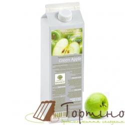 Пюре Зеленое яблоко RAVIFRUIT Green apple, 1 кг