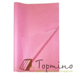 Бумага тишью Розовая, 10 шт.