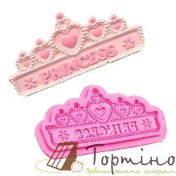 Молд Корона Princess