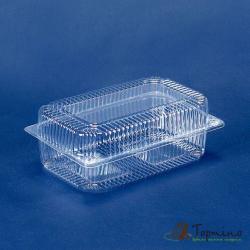Пластиковая коробка для сладостей, 1шт