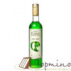 Сироп Зеленое яблоко Эмми