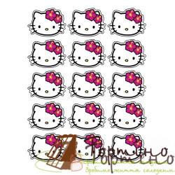 Вафельная пластина Hello Kitty 5