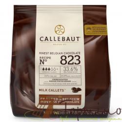 Молочный шоколад Callebaut 33,6%, 400г