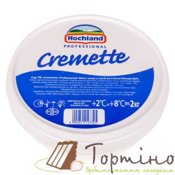 Крем-сир Креметте (Cremette) Hochland