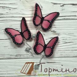 Бабочки премиум (розовые)