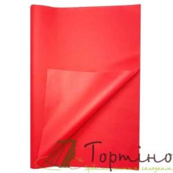 Бумага тишью Красный, 10 шт.