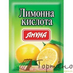 Лимонная кислота Ямуна, 20 г