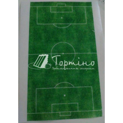 Вафельная пластина Футбольное поле