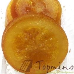 Апельсиновые засахаренные Дольки, 100 г