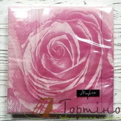 Салфетки Бутон розы