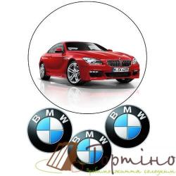 Вафельная пластина Машина BMW