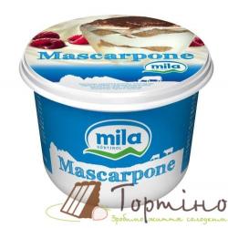 Сир Mascarpone Mila, 500г