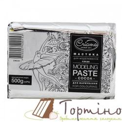 Сахарная паста для моделирования Какао Criamo, 500 г