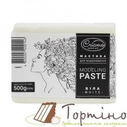 Сахарная паста для моделирования Белая Criamo, 500 г