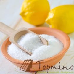 Лимонная кислота (весовая), 100 г