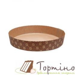 Бумажная форма для выпечки пирогов(тартов)