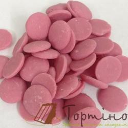 Глазурь розовая, 250 г
