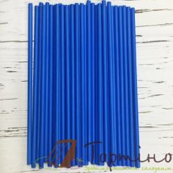 Палочки для кейк попсы Синие 50 шт.