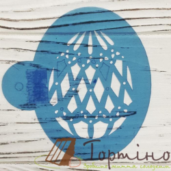 Трафарет Пасхальное яйцо Орнамент №3