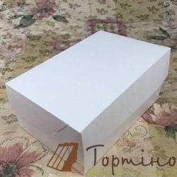 Картонная упаковка на 6 кексов(молочная)