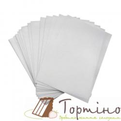 Вафельный бумага для изготовления цветов, 10 шт.