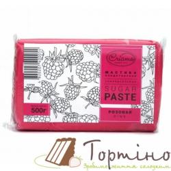 Сахарная паста универсальная Розовая Criamo, 500г